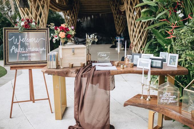 Andry and Hanna Wedding  by Bali Wonderful Decor - 004