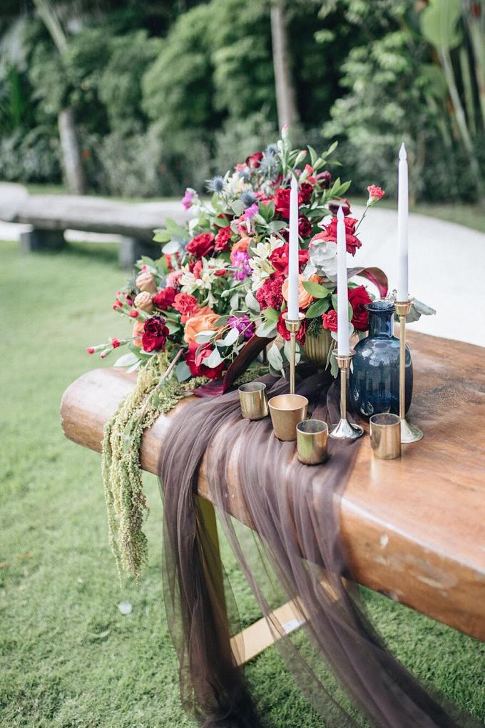 Andry and Hanna Wedding  by Bali Wonderful Decor - 010