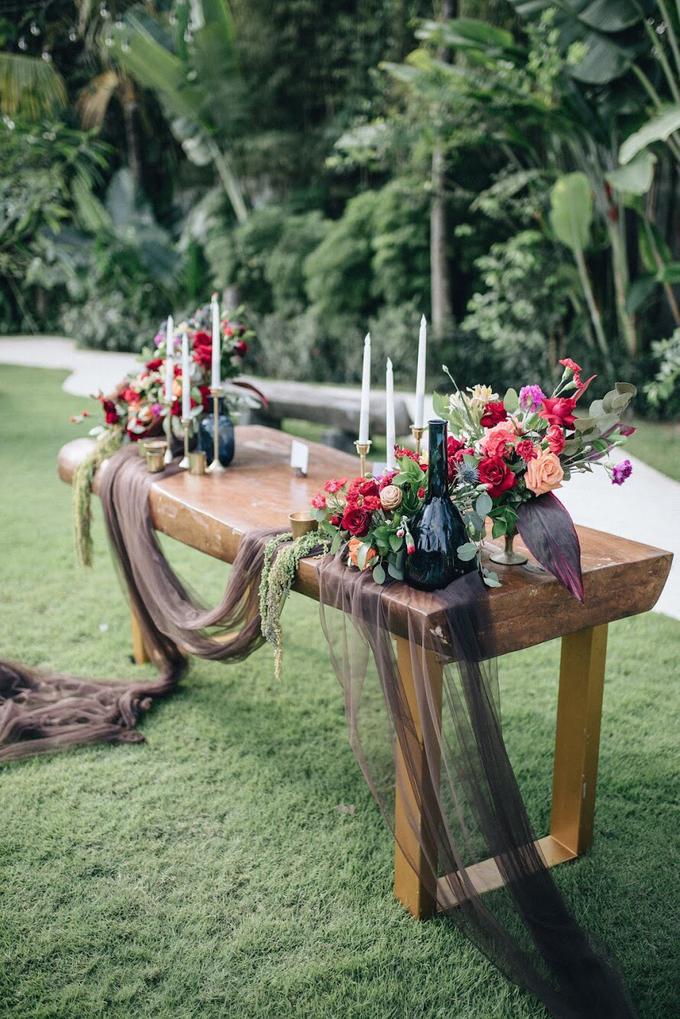 Andry and Hanna Wedding  by Bali Wonderful Decor - 013
