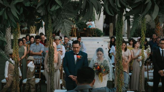 Andry and Hanna Wedding  by Bali Wonderful Decor - 014