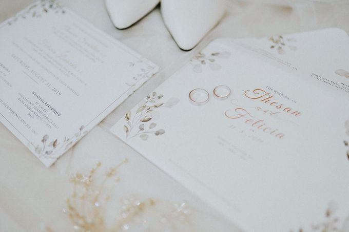Wedding Planner for Thesan & Felicia by Double Happiness Wedding Organizer - 046