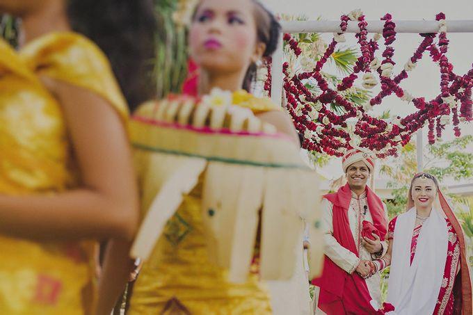 WEDDING OF AGNES & RISHI by Sofitel Bali Nusa Dua Beach Resort - 009