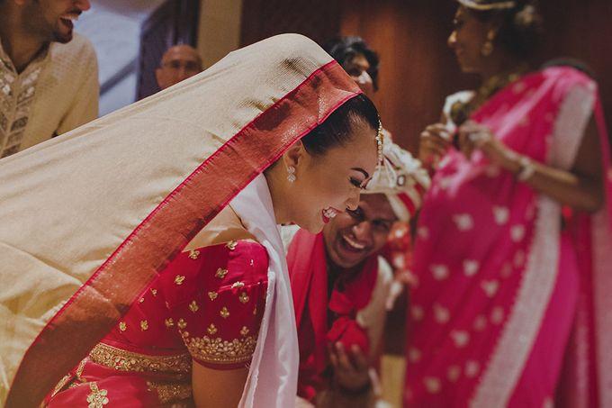 WEDDING OF AGNES & RISHI by Sofitel Bali Nusa Dua Beach Resort - 010