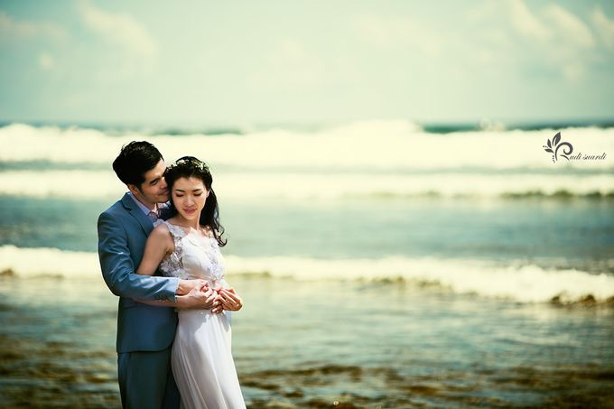 Bali Prewedding xinxin and jack by Therudisuardi - 010