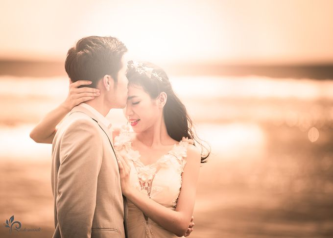 Bali Prewedding xinxin and jack by Therudisuardi - 001