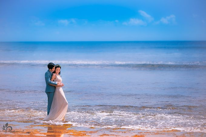 Bali Prewedding xinxin and jack by Therudisuardi - 002