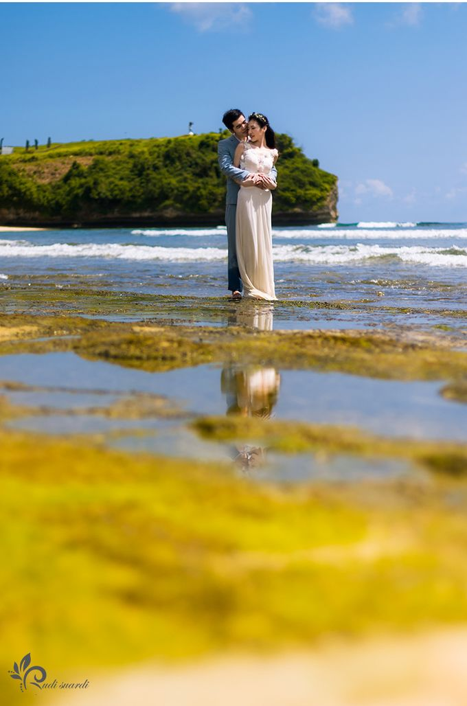 Bali Prewedding xinxin and jack by Therudisuardi - 003