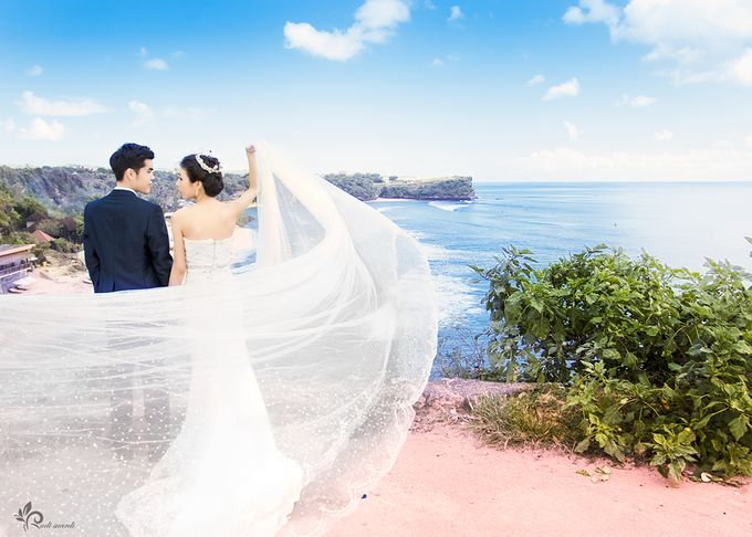 Bali Prewedding xinxin and jack by Therudisuardi - 004