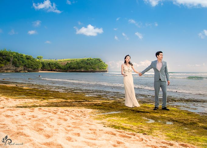Bali Prewedding xinxin and jack by Therudisuardi - 006