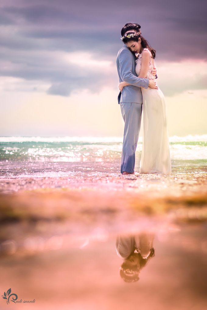 Bali Prewedding xinxin and jack by Therudisuardi - 007