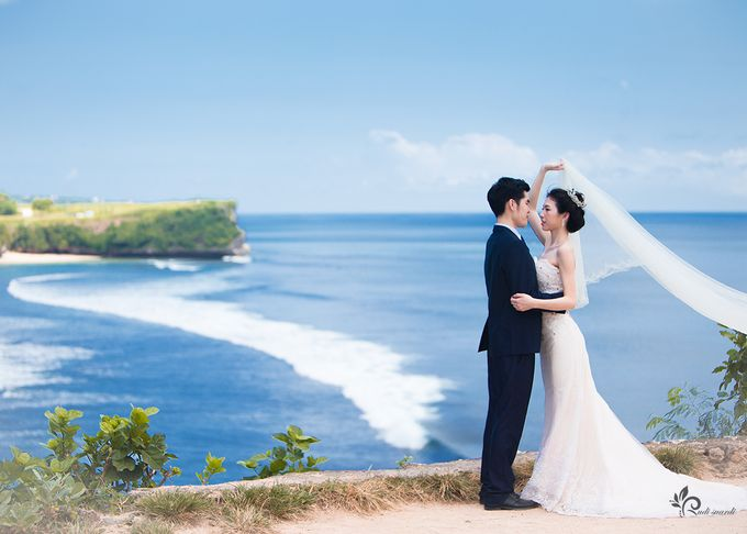 Bali Prewedding xinxin and jack by Therudisuardi - 009