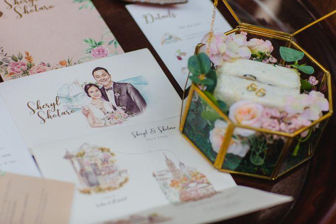 Sheryl & Shotaro by Bali Wedding Paradise - 002