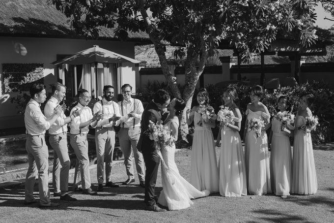 Sheryl & Shotaro by Bali Wedding Paradise - 011
