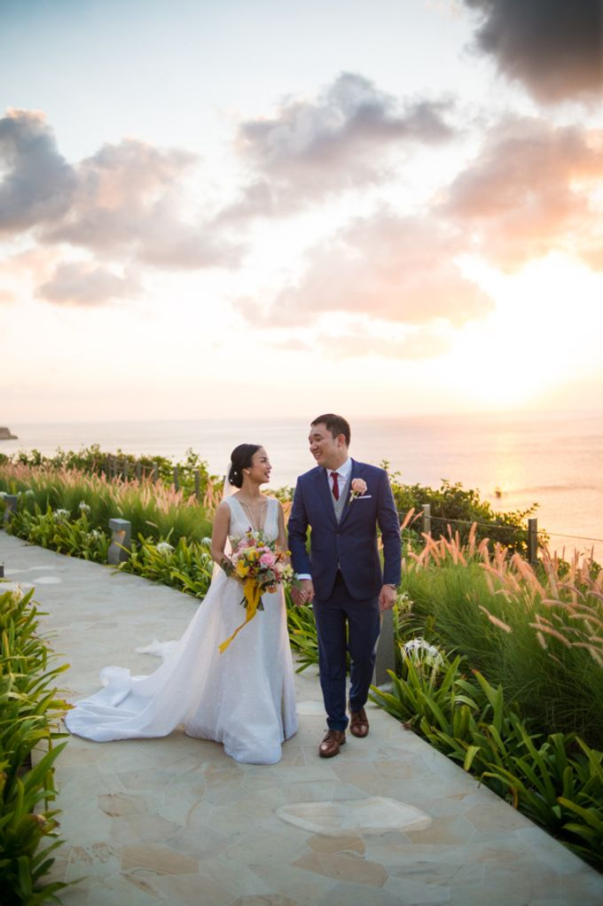 Sheryl & Shotaro by Bali Wedding Paradise - 012
