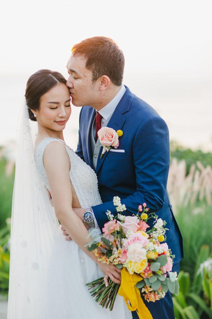 Sheryl & Shotaro by Bali Wedding Paradise - 013