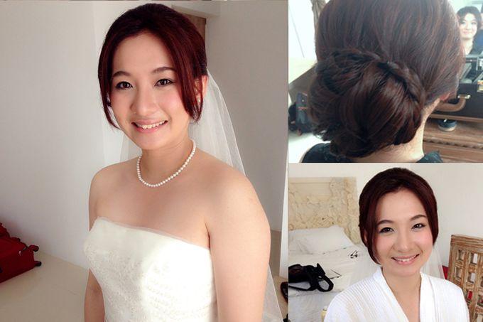 Asian Makeup by Cindy Lin Make Up Artist - 002