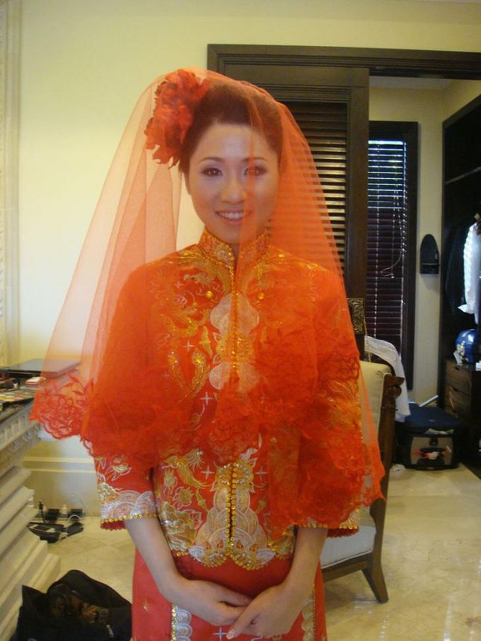 Asian Makeup by Cindy Lin Make Up Artist - 011