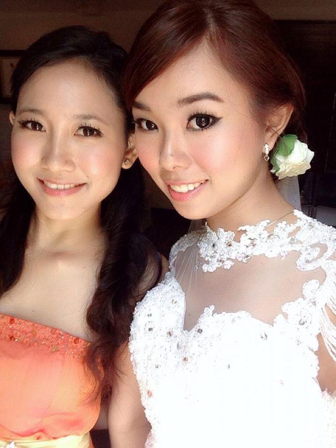 Asian Makeup by Cindy Lin Make Up Artist - 007
