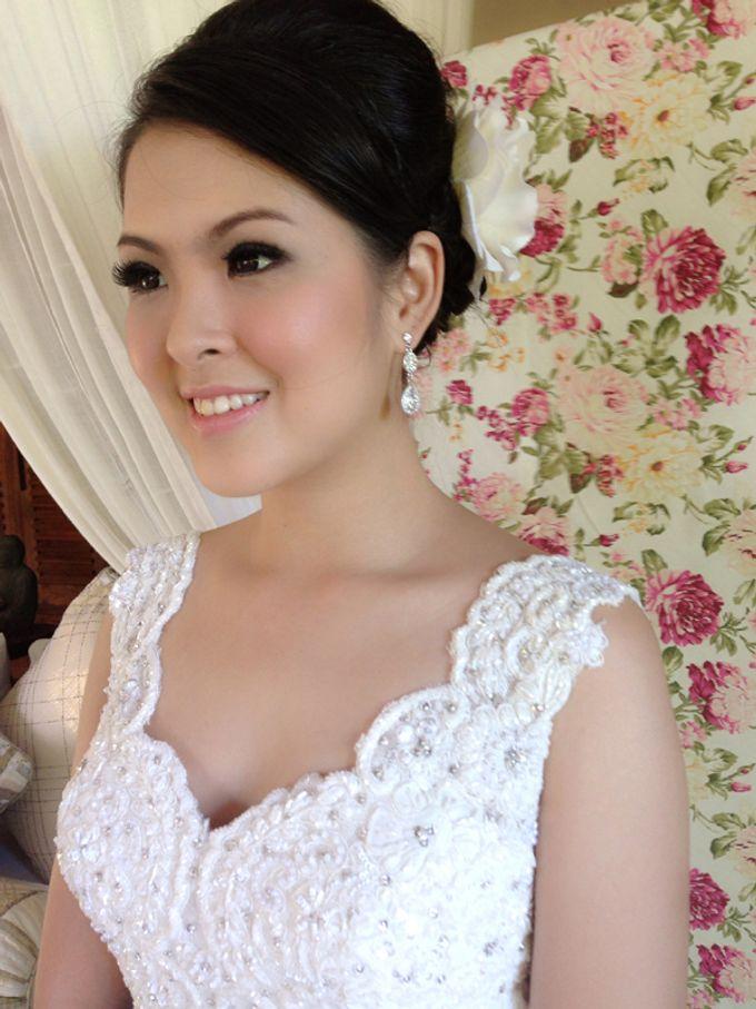 Deli Wedding by Cindy Lin Make Up Artist - 001