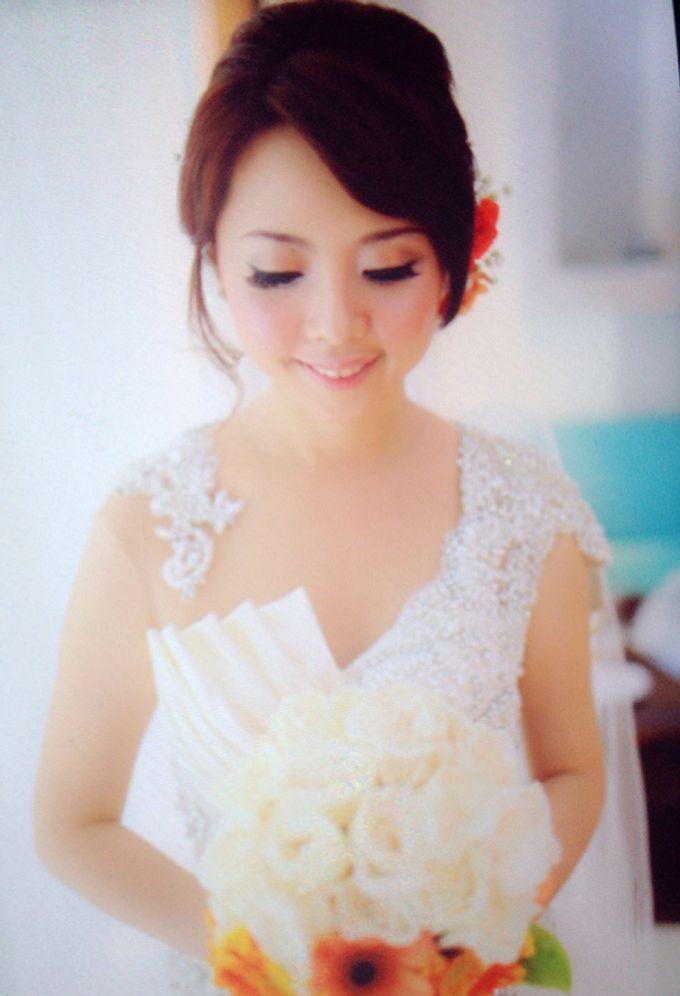 Asian Makeup by Cindy Lin Make Up Artist - 003