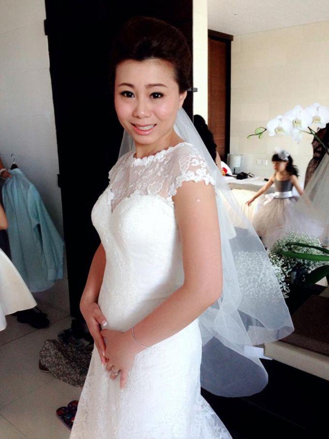 Asian Makeup by Cindy Lin Make Up Artist - 008