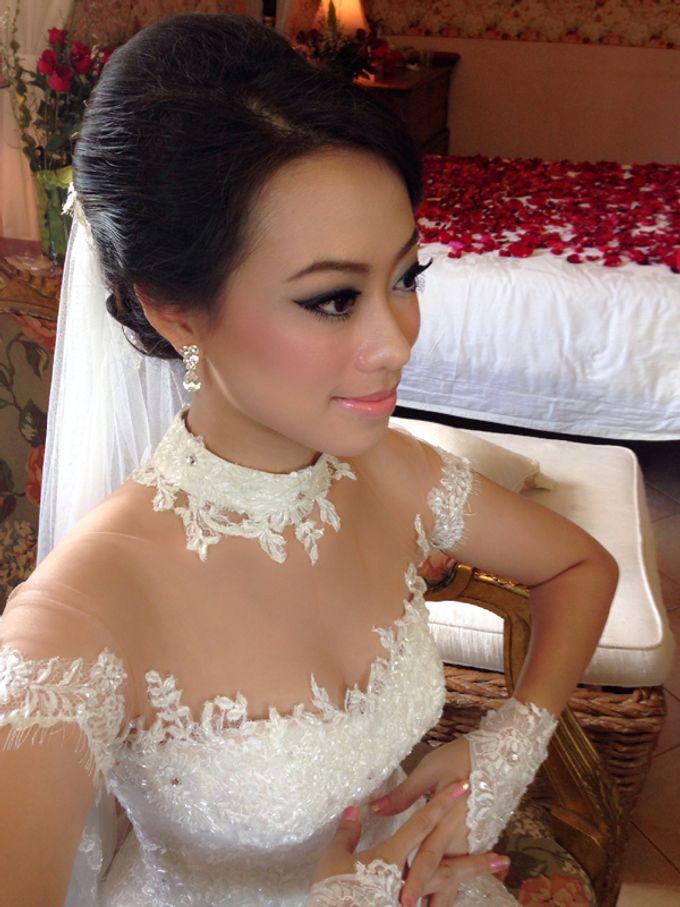Asian Makeup by Cindy Lin Make Up Artist - 004