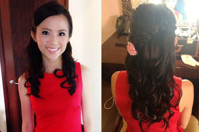 Asian Makeup by Cindy Lin Make Up Artist - 006