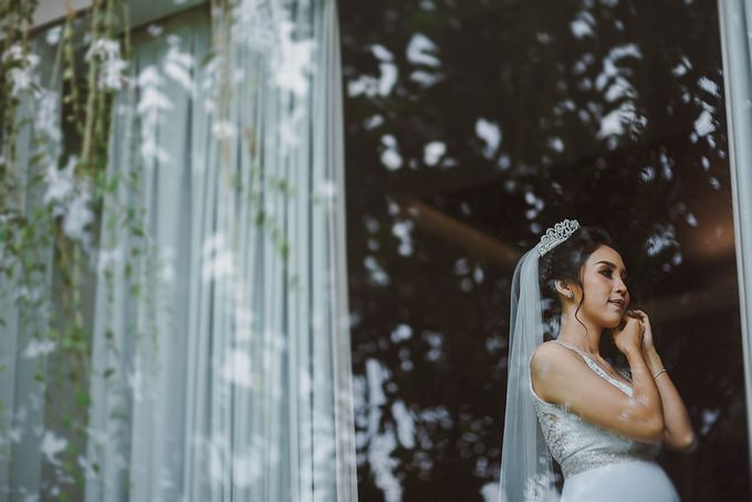 Surya & Grace Wedding - Bali Wedding Photography by The Deluzion Visual Works - 018