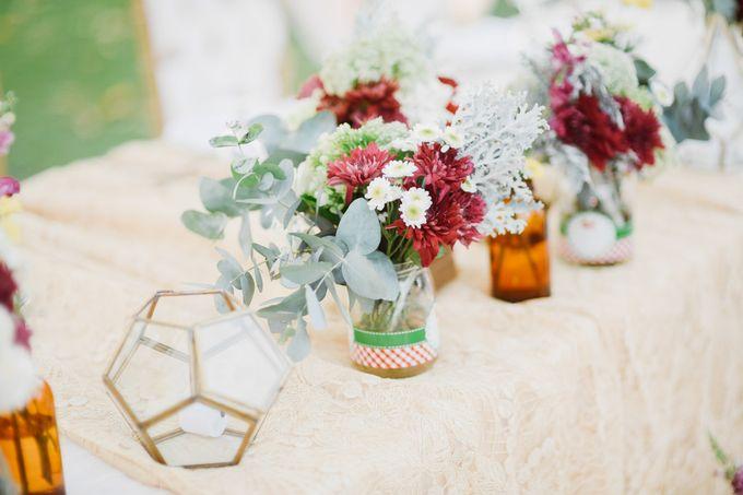 Surya & Grace Wedding - Bali Wedding Photography by The Deluzion Visual Works - 002