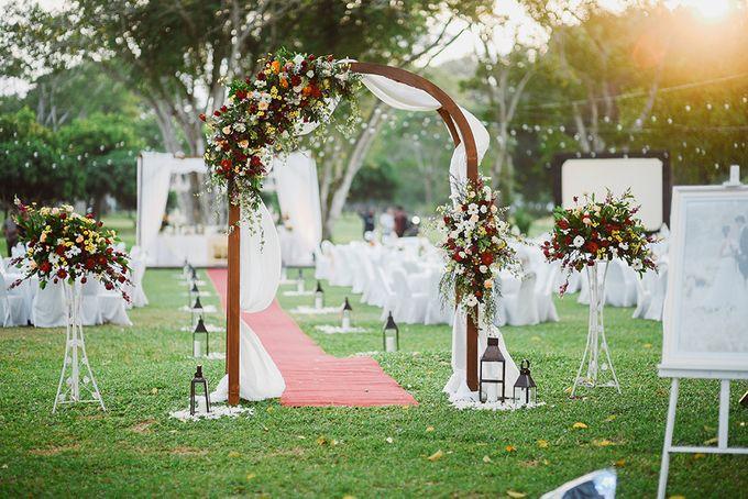 Surya & Grace Wedding - Bali Wedding Photography by The Deluzion Visual Works - 001