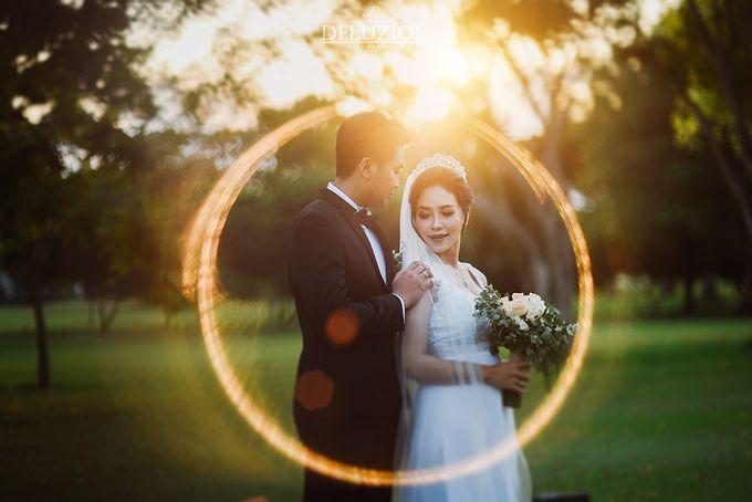 Surya & Grace Wedding - Bali Wedding Photography by The Deluzion Visual Works - 029