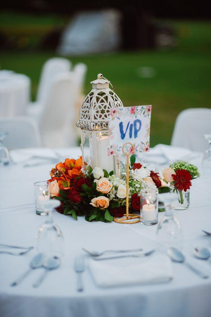 Surya & Grace Wedding - Bali Wedding Photography by The Deluzion Visual Works - 004