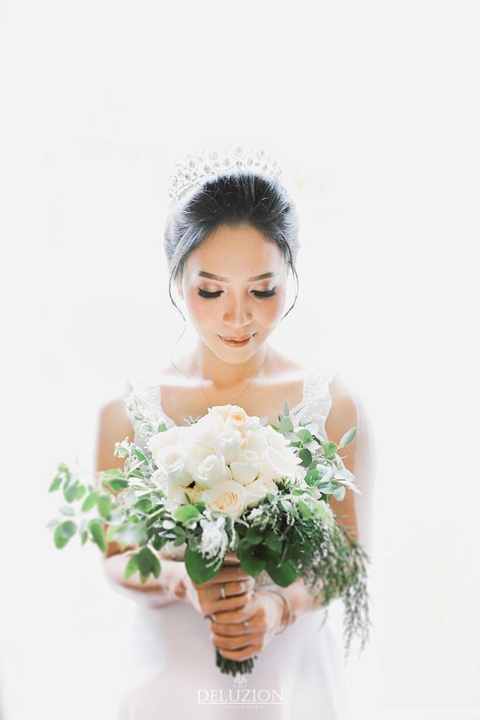 Surya & Grace Wedding - Bali Wedding Photography by The Deluzion Visual Works - 019