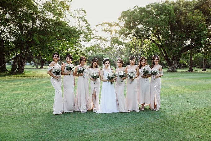 Surya & Grace Wedding - Bali Wedding Photography by The Deluzion Visual Works - 031