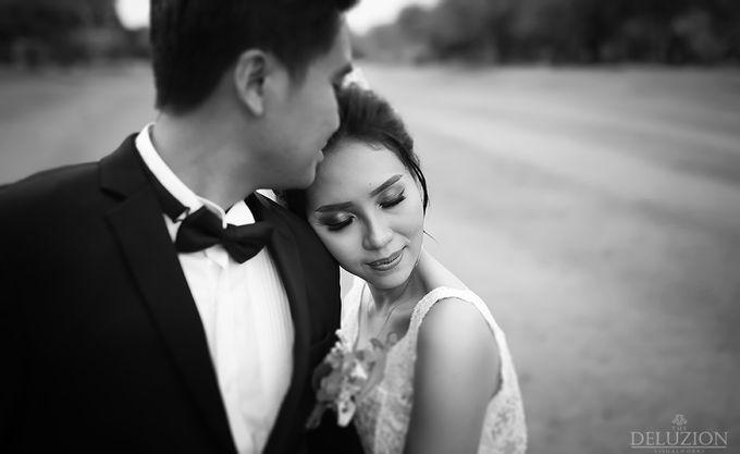 Surya & Grace Wedding - Bali Wedding Photography by The Deluzion Visual Works - 032