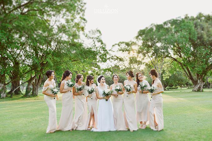 Surya & Grace Wedding - Bali Wedding Photography by The Deluzion Visual Works - 034