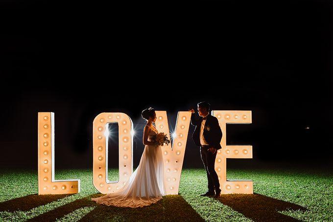 Surya & Grace Wedding - Bali Wedding Photography by The Deluzion Visual Works - 043