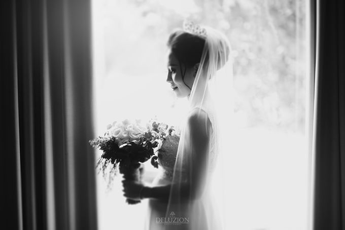 Surya & Grace Wedding - Bali Wedding Photography by The Deluzion Visual Works - 017
