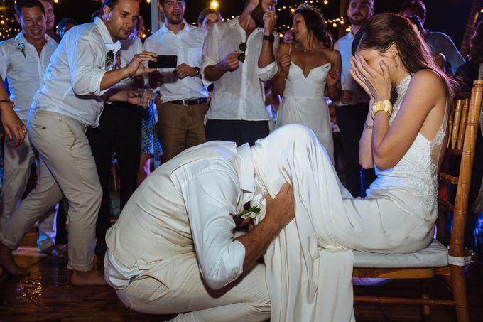 Danni and Jon | Bali wedding by Wainwright Weddings - 037