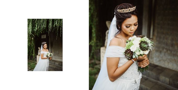 Bali Wedding Photography and Video - Ngurah & Indri by The Deluzion Visual Works - 013