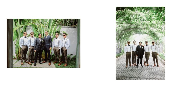 Bali Wedding Photography and Video - Ngurah & Indri by The Deluzion Visual Works - 014