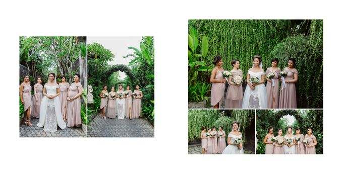 Bali Wedding Photography and Video - Ngurah & Indri by The Deluzion Visual Works - 015