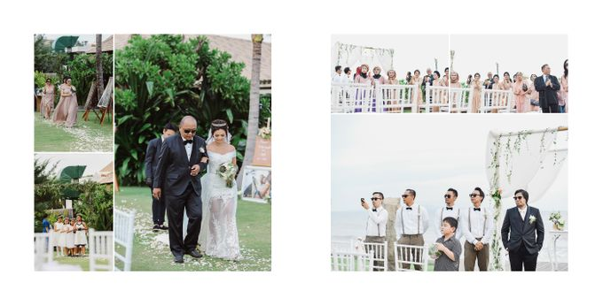 Bali Wedding Photography and Video - Ngurah & Indri by The Deluzion Visual Works - 018