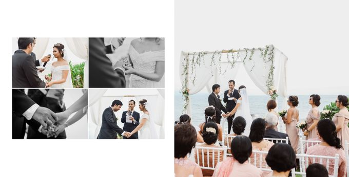 Bali Wedding Photography and Video - Ngurah & Indri by The Deluzion Visual Works - 024