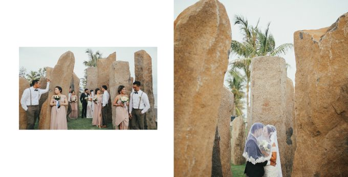 Bali Wedding Photography and Video - Ngurah & Indri by The Deluzion Visual Works - 028