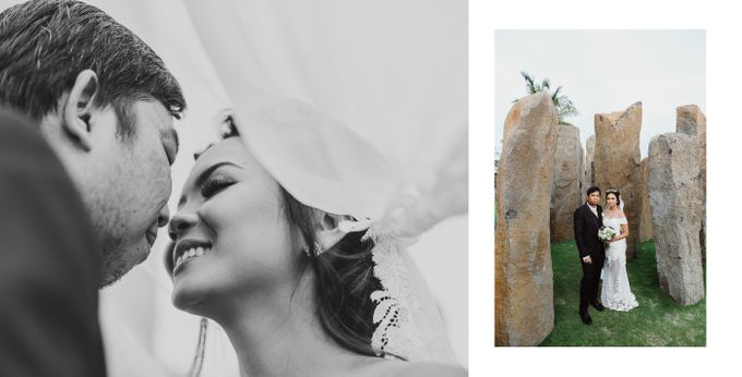 Bali Wedding Photography and Video - Ngurah & Indri by The Deluzion Visual Works - 029