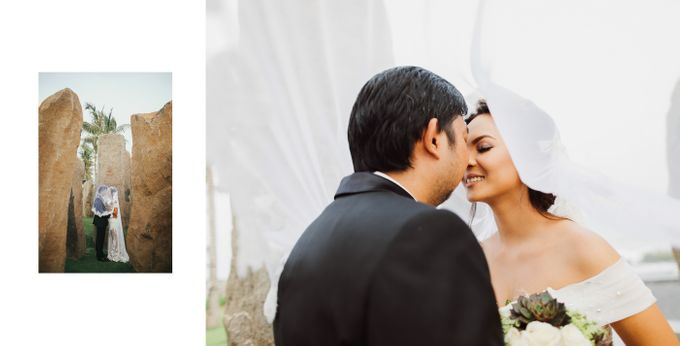 Bali Wedding Photography and Video - Ngurah & Indri by The Deluzion Visual Works - 030