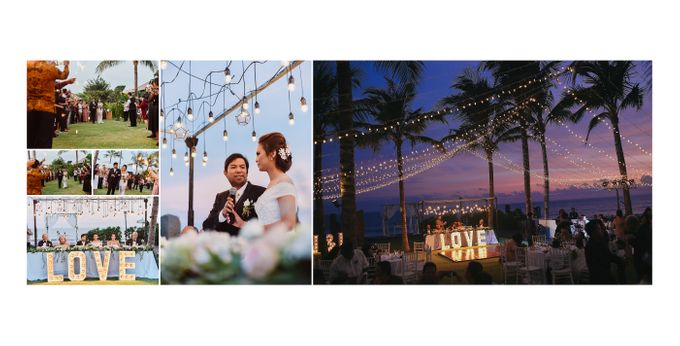 Bali Wedding Photography and Video - Ngurah & Indri by The Deluzion Visual Works - 035