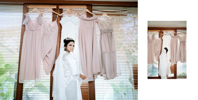 Bali Wedding Photography and Video - Ngurah & Indri by The Deluzion Visual Works - 004