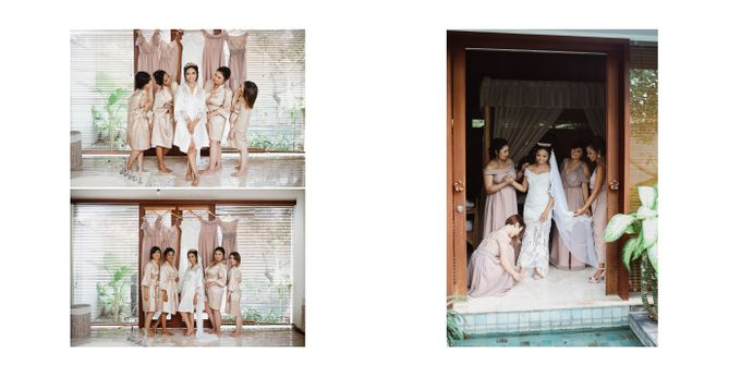 Bali Wedding Photography and Video - Ngurah & Indri by The Deluzion Visual Works - 005